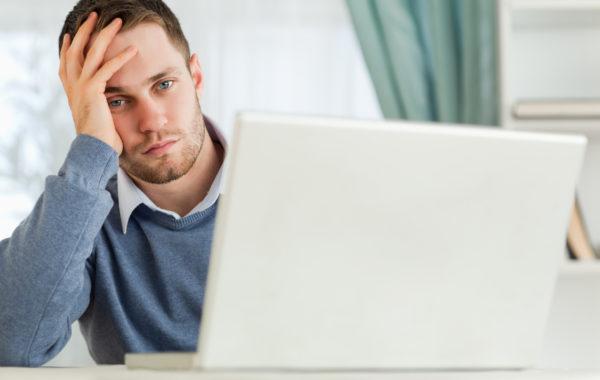 Die Sucht nach dem Internet